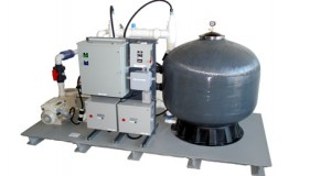 Custom Recirculating Aquatic Filtration System