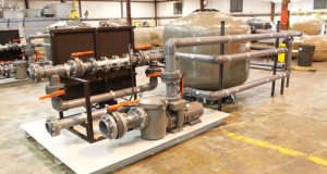Water Filtration for Industrial Plants